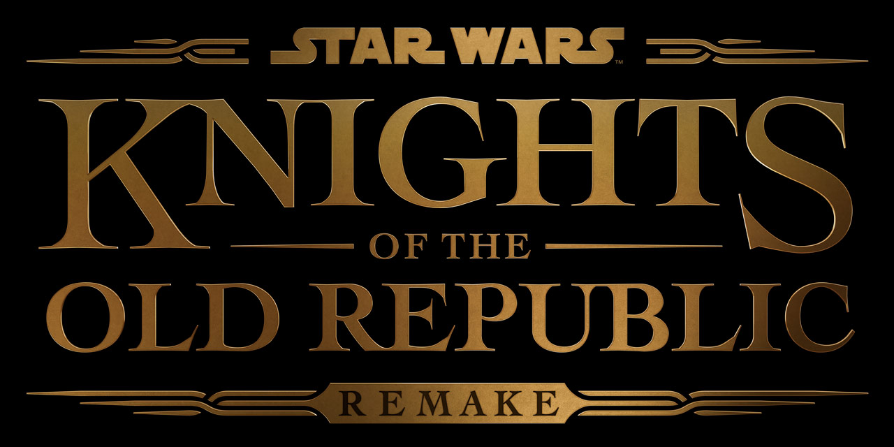 Star Wars Knights of the Old Republic remake logo